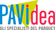 Cv Pavidea sagl gli specialisti del parquet a Lugano Viganello in via L.Taddei 13 Logo