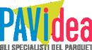 Cv Pavidea sagl gli specialisti del parquet a Lugano Viganello in via L.Taddei 13 Mobile Logo